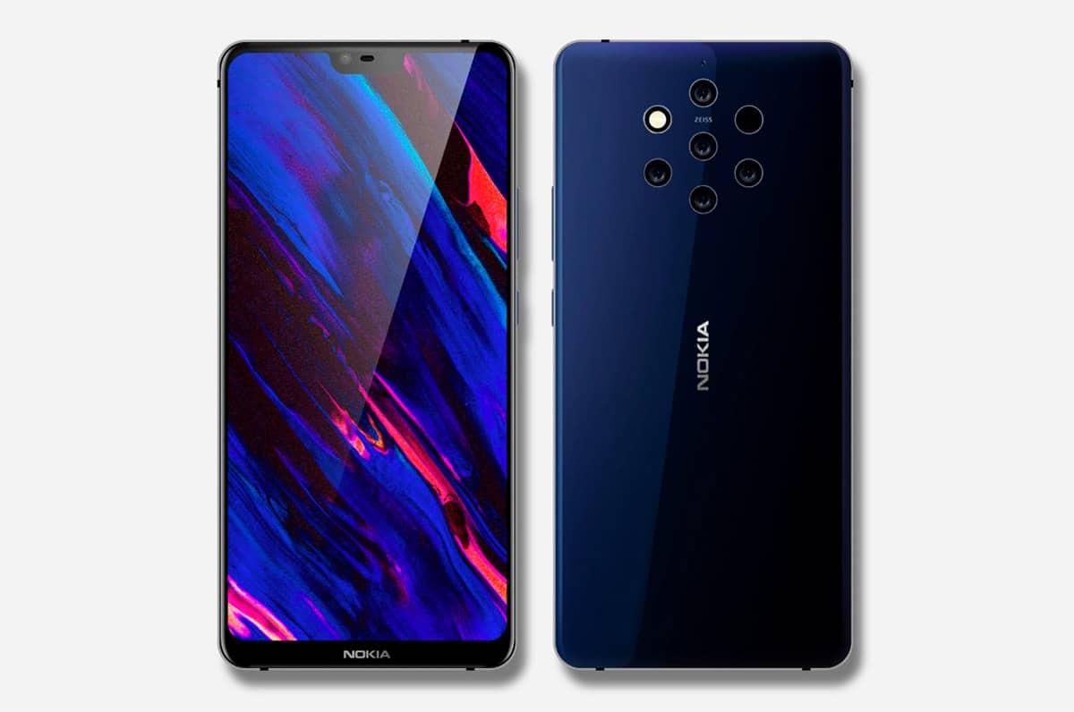 Le nouveau smartphone Nokia