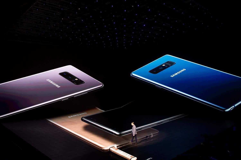 Présentation du nouveau Galaxy S10